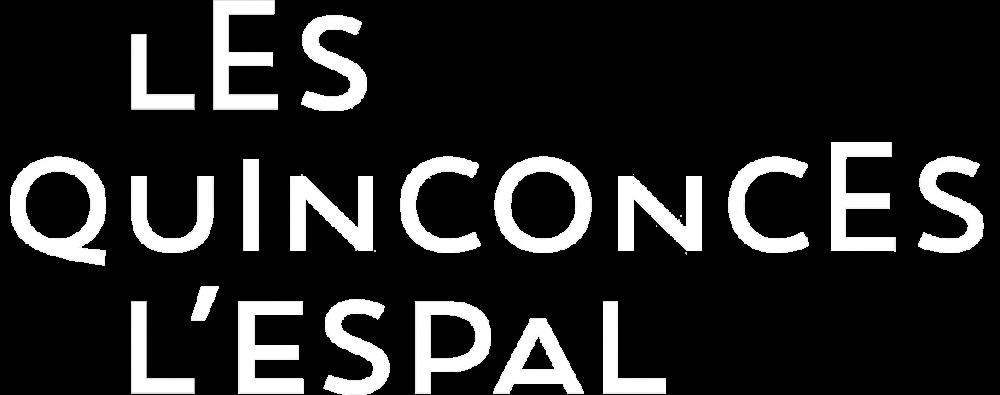 Logo Quinconces Espal 3